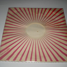 Coperta generica disc mare Electrecord (muzica pop/rock), cu mapa protectie, VINIL