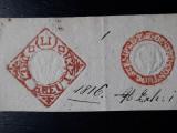 TMBRE FISCALE VECHI 1816 - STAMPILE FISCALE - 3 KREUTZER - AUSTRIA