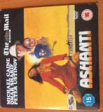 ASHANTI  ( Michael Caine ) - 1976 - DVD ORIGINAL