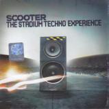 CD Techno: Scooter - The Stadium Techno Experience ( 2003, original )