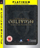 Joc PS3 The Elder Scrolls IV Oblivion PLATINUM - B
