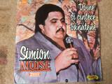 Simion moise doine si cantece banatene disc vinyl lp muzica populara eurostar, VINIL