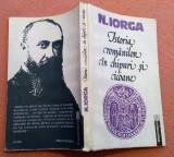 Istoria romanilor in chipuri si icoane. Editura Humanitas, 1992 - N. Iorga
