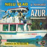 Nelu Vlad Si Formatia Azur - Cintece De Petrecere (Vinyl)