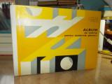 I. MICLAUS - ALBUM DE MATRITE PENTRU MATERIALE PLASTICE , 1975