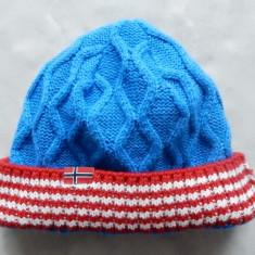 Caciula tricotata Helly Hansen; marime universala, reglabila; 100% acrilic, Din imagine