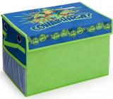 Cutie pentru depozitare jucarii Testoasele Ninja, Multicolor