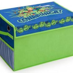 Cutie pentru depozitare jucarii Testoasele Ninja, Multicolor, Delta Children