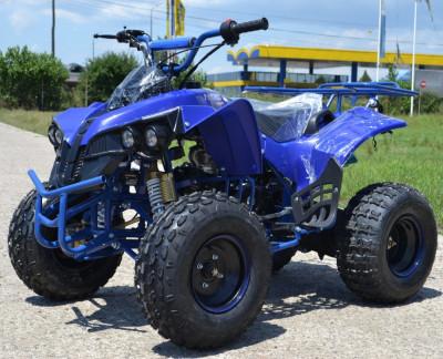 "2024b9907f0 Atv Nou 2019 Model:Warrior 125cc Anvelope(8""), Yamaha | Okazii.ro"