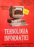 Tehnologia informatiei - Manual pentru clasa a IX-a (L&S)