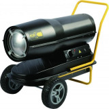 Tun de caldura pe motorina cu ardere directa, PRO 30kW Diesel, Intensiv