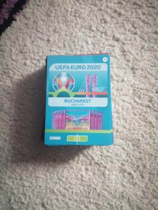 Panini Euro 2020 Adrenalyn XL Set 64  carduri