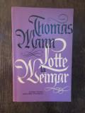 LOTTE LA WEIMAR -THOMAS MANN