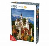 Cumpara ieftin Puzzle landscapes Castelul Neuschwanstein, 500 piese