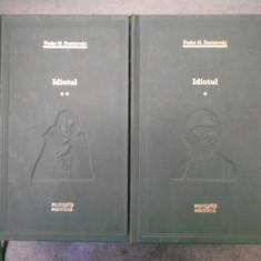 Fiodor M. Dostoievski - Idiotul 2 volume