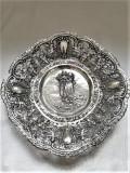 FRUCTIERA DE ARGINT 800  MASIV DIN ANII 1900