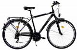 Bicicleta Oras DHS Travel 2855 Negru 28