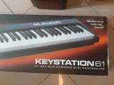 Vand Claviatura 61 clape M-AUDIO Keystation61 oferta