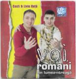 Vand CD Costi Ionita & Liviu Guta - Voi, Români Din Lumea-ntreagă, original