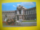 HOPCT 50362 TRASURA CU CAI-PIATA HELDEN-VIENA  AUSTRIA-STAMPILOGRAFIE-CIRCULATA