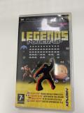 Legends Power-Up PSP