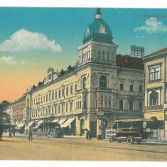 4668 - ARAD, Omnibus, Romania - old postcard - unused - 1916, Necirculata, Printata