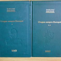 URAGAN ASUPRA EUROPEI -VINTILA CORBUL 2 VOL COLECTIA ADEVARUL