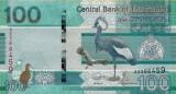Bancnota Gambia 100 Dalasis 2019 - PNew UNC ( SERIE NOUA )