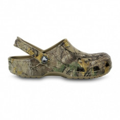 Saboți Adulti Unisex casual Crocs Classic Realtree Xtra