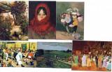 Lot  36 calendare de buzunar vechi (1973 - 1991) / S015