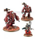 Pachet Miniaturi, Adeptus Mechanicus Kastelan Robots