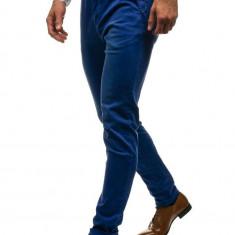 Pantaloni pentru bărbat slim fit bluemarin Bolf 7315