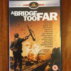 A Bridge Too Far (2 DVD-uri originale, Film despre al doilea razboi mondial)
