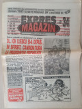 expres magazin 26 august-2 septembrie 1992-ion iliescu si-a depus candidatura