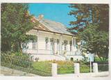 bnk cp Dorohoi - Muzeul memorial George Enescu - circulata