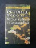 STEFAN MOCANU, DUMITRU RADUCANU - PLANTELE MEDICINALE