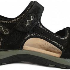 Sandale dama sport Earth Spirit 30235 negru