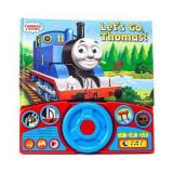 Ride Along with Thomas Steering Wheel Bk