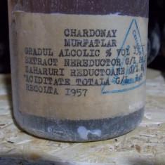 Vin alb Murfatlar Chardonay -1957