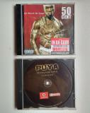 lot CD muzica Puya - Romanisme, 50 Cent hip-hop rap compact disc