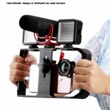 Stabilizator / suport de filmare Ulanzi U-Rig Pro pt telefon mobil