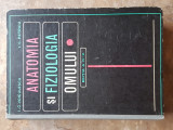 I. C. Voiculescu - Anatomia si fiziologia omului, 1971