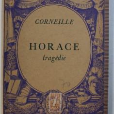 HORACE - tragedie par CORNEILLE , 1937