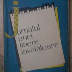 JURNALUL UNEI TINERE INVATATOARE - MARIA GIACOBBE