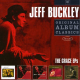 Jeff Buckley Original Album Classics (5cd)