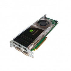 Placa video PC NVIDIA QUADRO FX5600 1.5GB 384-bit