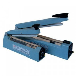 Masina, dispozitiv pentru lipit si sigilat pungi si folii de plastic FS200