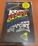 Joseph And The Amazing Technicolor Dreamcoat  - Caseta Audio Originala