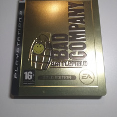 Joc PS3 Battlefield Bad Company Golden Edition
