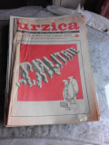REVISTA URZICA, DE SATIRA SI UMOR NR.6/1984